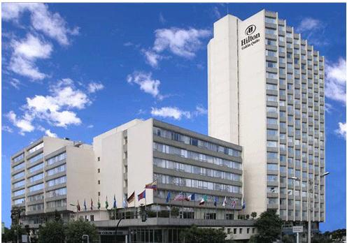 Hotel Hilton Colón Quito - Directorio de hoteles hostales en Quito Ecuador