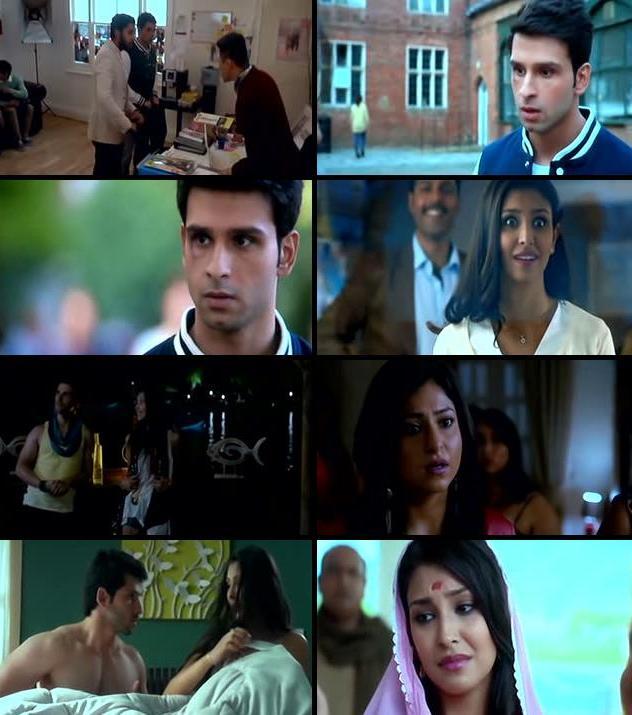 Loveshhuda 2016 Hindi 720p DVDScr 800mb