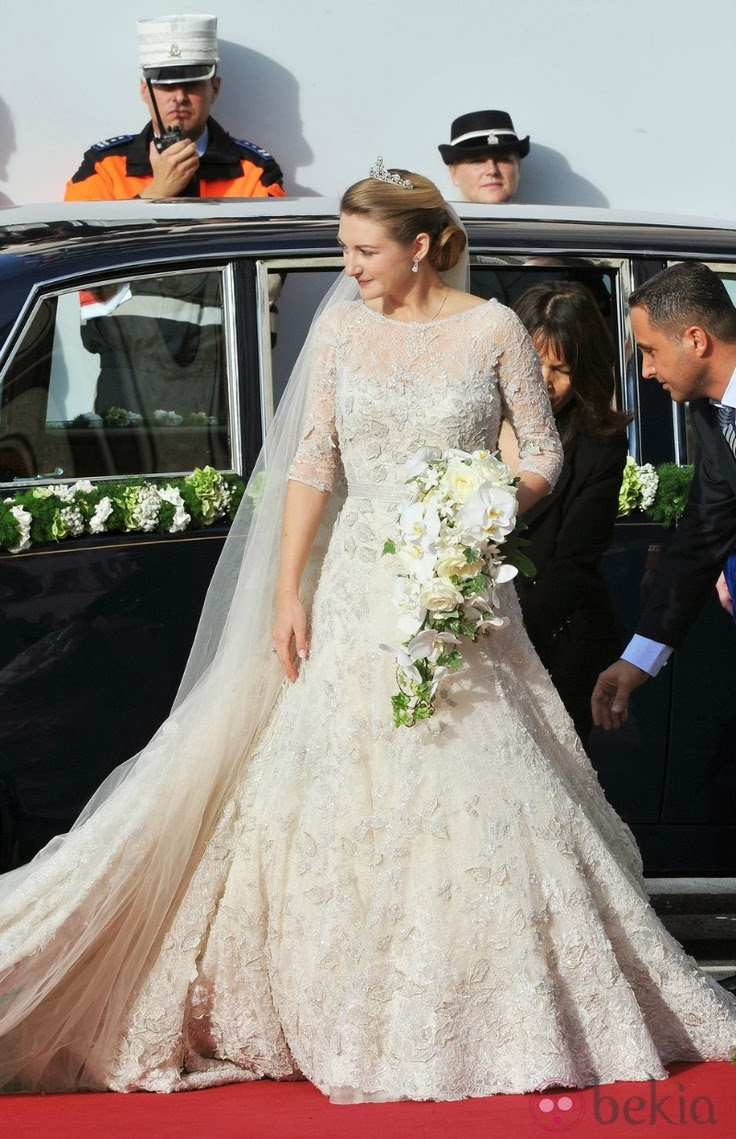 Royal Families: The Most Beautiful Royal Wedding Dress