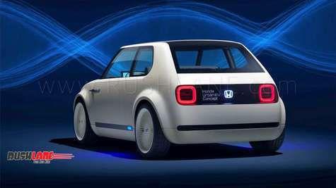 Tak Mau Kalah, Honda Kini Luncurkan Mobil Listrik