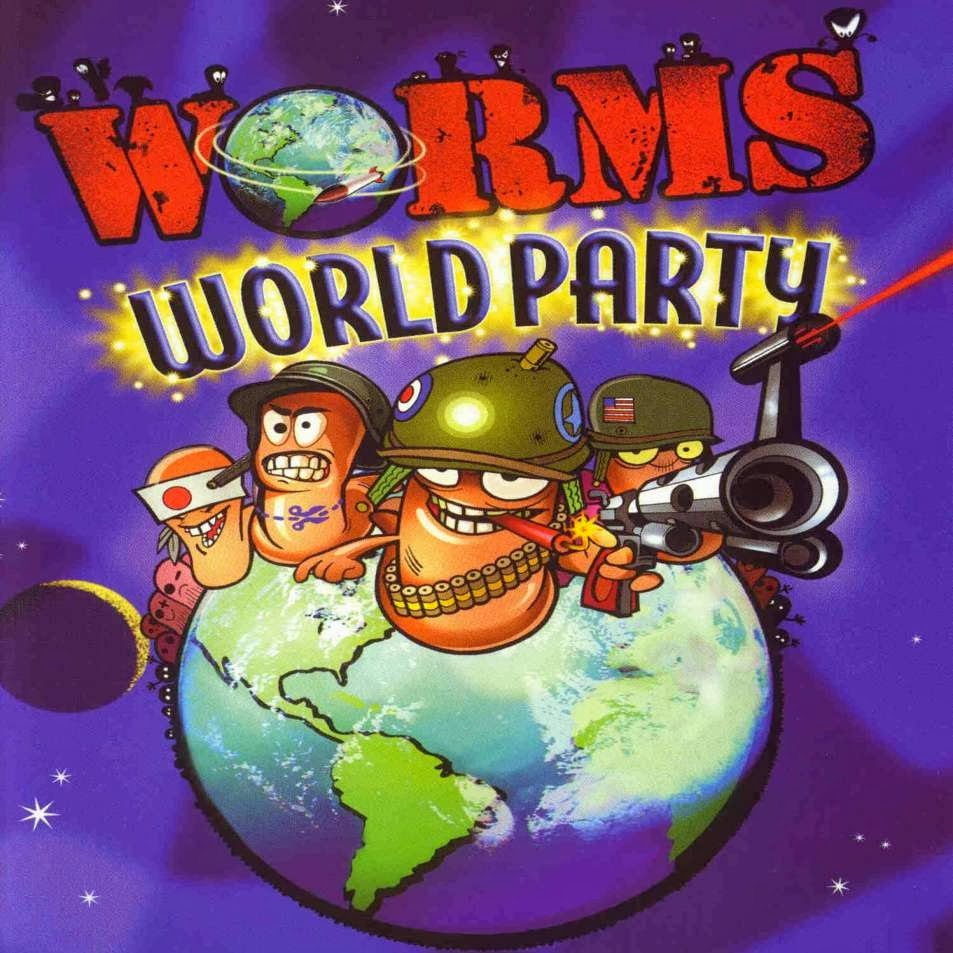 Download Game for PC Offline Worm World Party