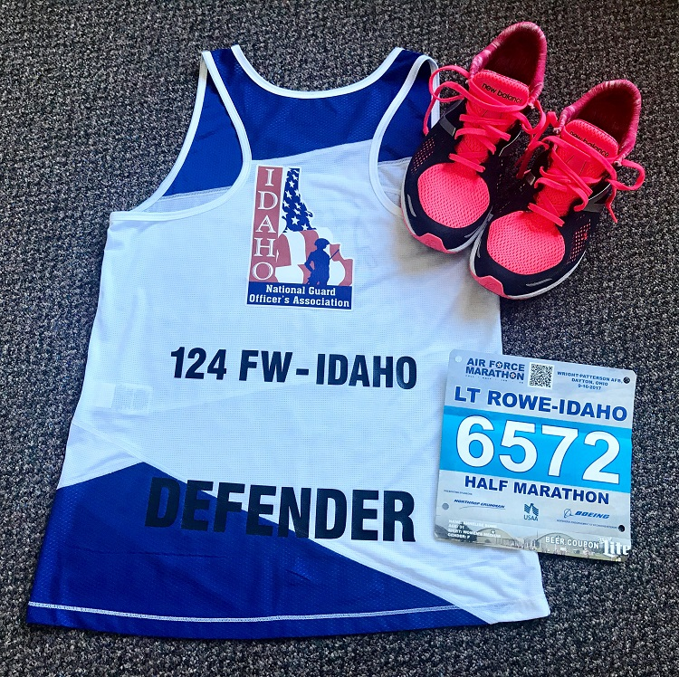 USAF Marathon MAJCOM Challenge, Air National Guard Marathon Team, Air Force Half Marathon Dayton Ohio