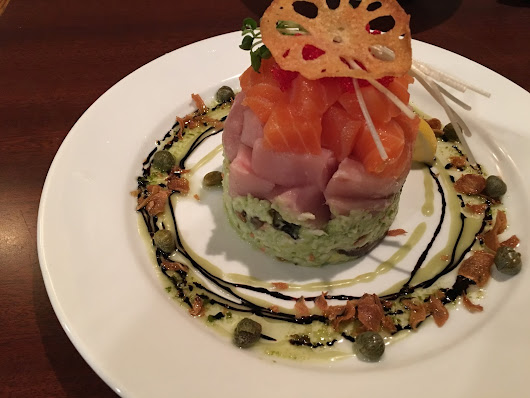 Sophia Eats: Sushi Bella (near Metrotown): Fresh Sashimi & Creative Japanese Fusion dishes