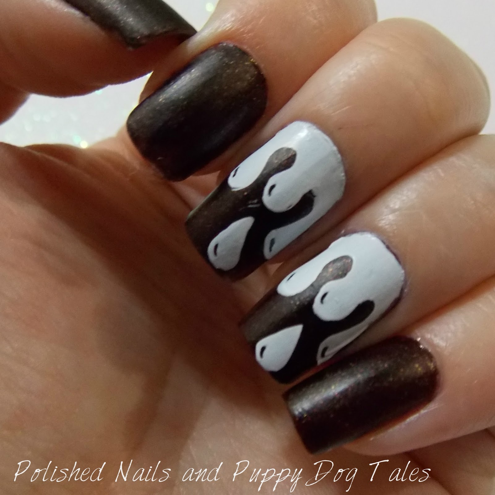 Polished Nails And Puppy Dog Tales 26 Great Nail Art Ideas Winter