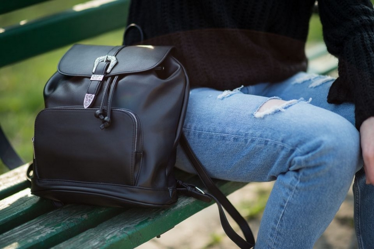 czarny plecak Forever 21