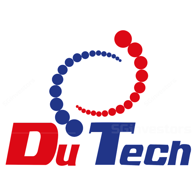 DUTECH HOLDINGS LIMITED (CZ4.SI) @ SG investors.io