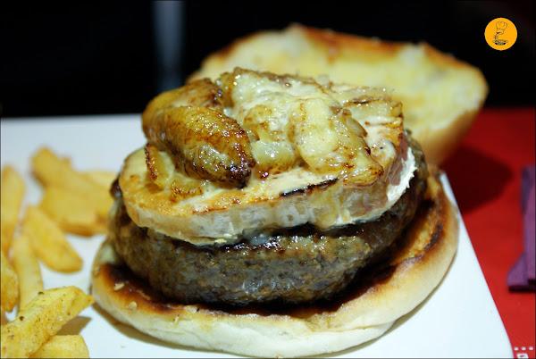 Camburger en Goiko Grill, Goiko Grill Madrid