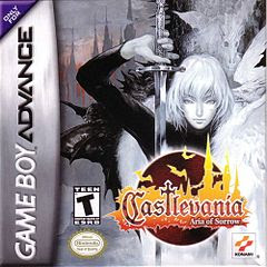 Rom de Castlevania: Aria of Sorrow - PT-BR - GBA - Download