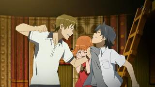 Yukiatsu kłuci się z Jintanem