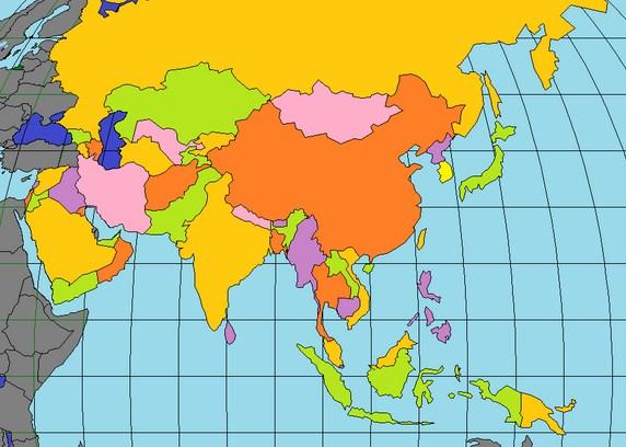 Mengenal Wilayah Dan Keadaan Alam Geografis Benua Asia
