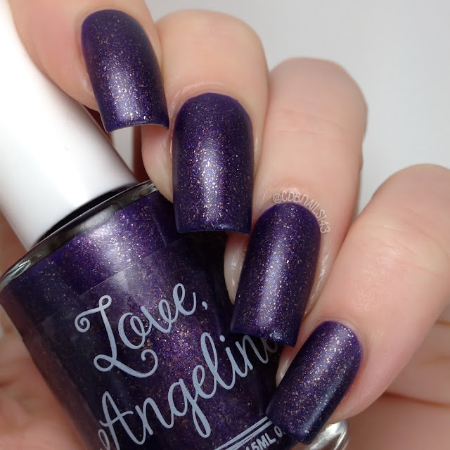 Love, Angeline-Winter's Night