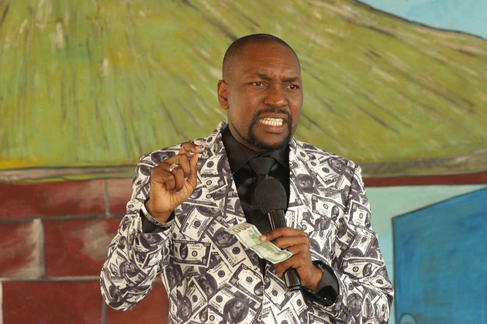 Prophet Blessing Chiza Teaches On Mastering Money At Tiyambuke 2018
