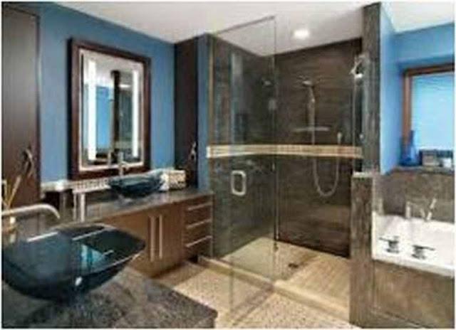 Home Bathroom Spa Ideas BSI29