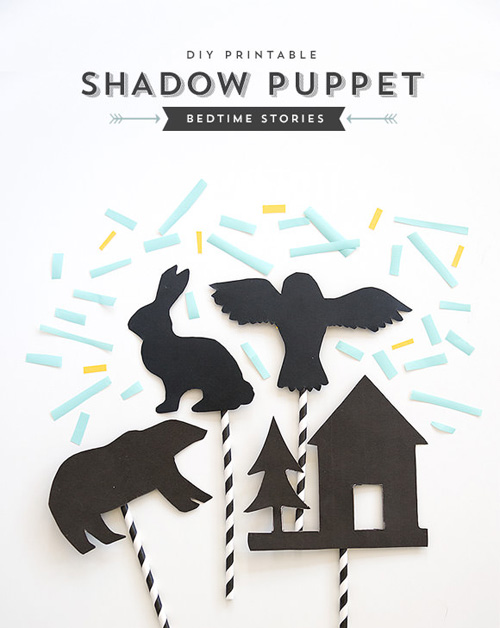 free shadow puppet templates.html