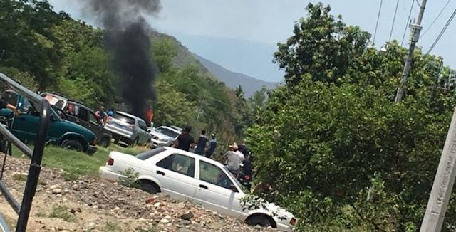 Ahora en Michoacán Marinos tumban a jefe del CJNG
