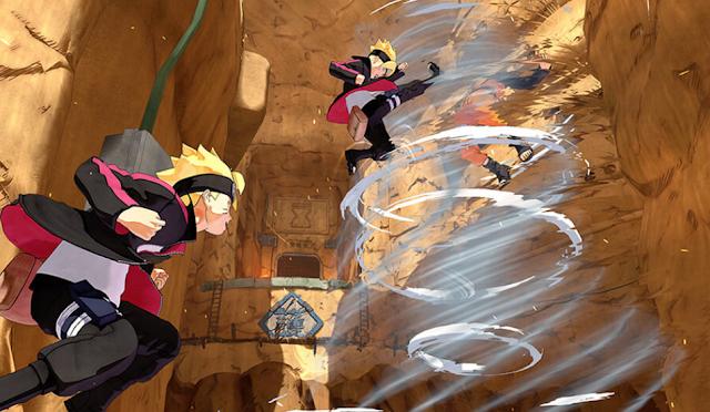 Naruto to Boruto: Shinobi Striker fecha su próxima beta abierta