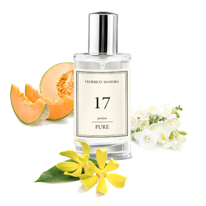 Perfume Floral Frutal Doce FM 17