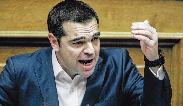 Ανάρμοστη σχέση: Ελληνικά και Τσίπρας