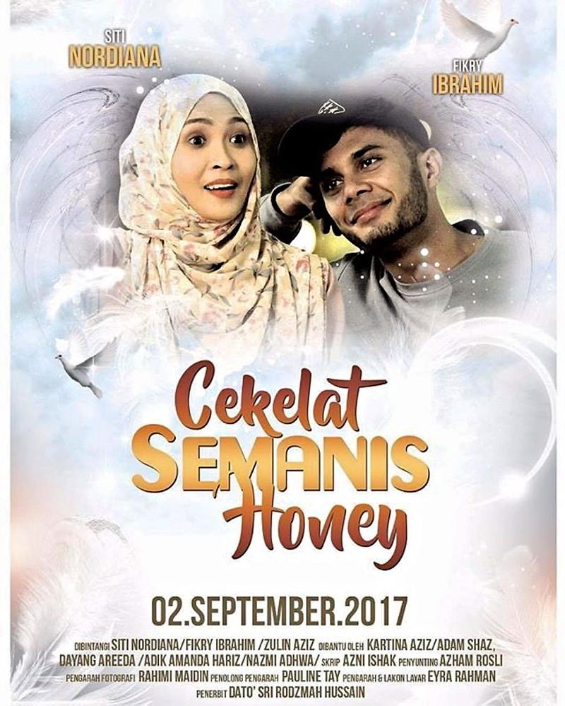 Cekelat Semanis Honey