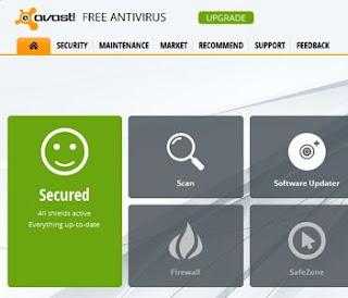 Windows free for full xp version download antivirus avast