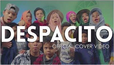Lagu Despacito Versi Gen Halilintar Gokil Abiss Penuh Kreatifitas