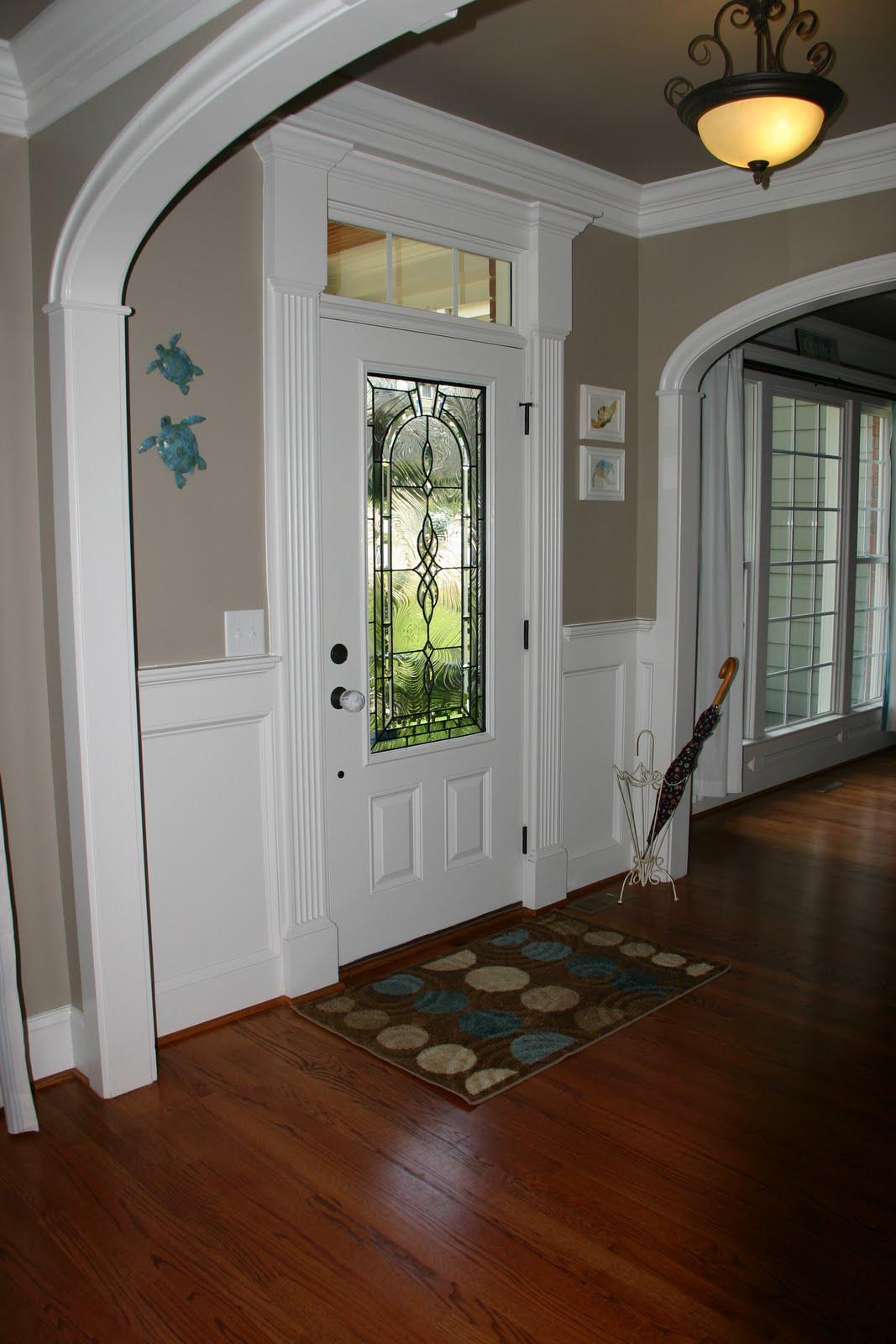 Cottage Blue Designs My Foyer