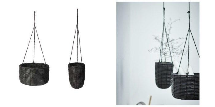ikea hanging baskets