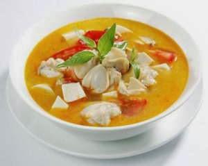 Món ăn ngon: Canh nghao nấu đậu
