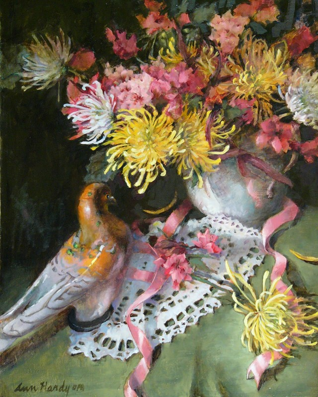 Американский художник. Ann Hardy 20