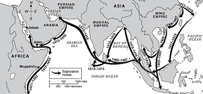 Voyages of Zheng-He