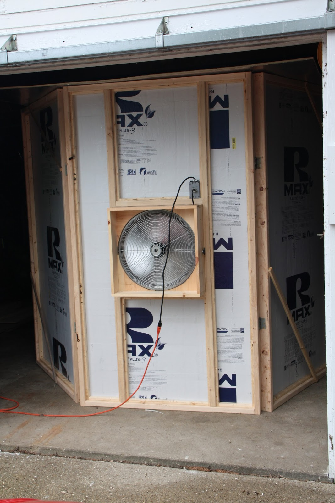 Projects For The Home: How to Build a Paint Booth for Your ...