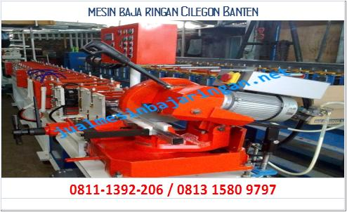 mesin baja ringan Cilegon Banten