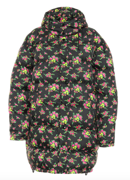 Gucci padded floral maxi jacket (€ 2.300 on My Theresa)
