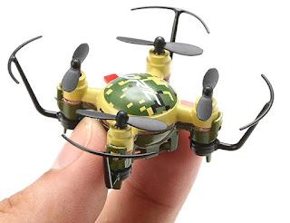 Spesifikasi Drone JJRC H30 dan H30C - OmahDrones