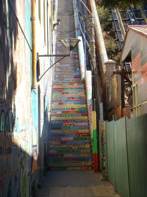 Valparaiso. Que hacer a donde ir, que visitar en Chile