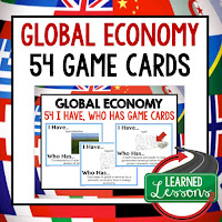 Global Economy, Free Enterprise, Economics, Free Enterprise Lesson, Economics Lesson, Free Enterprise Games, Economics Games, Free Enterprise Test Prep, Economics Test Prep