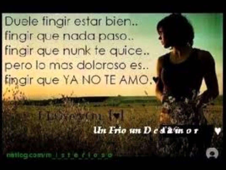 Mensajes De Amor: Bajar Imagenes Con Frases Tristes De