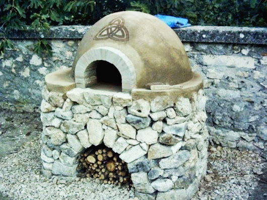 The Cob Oven: Step One