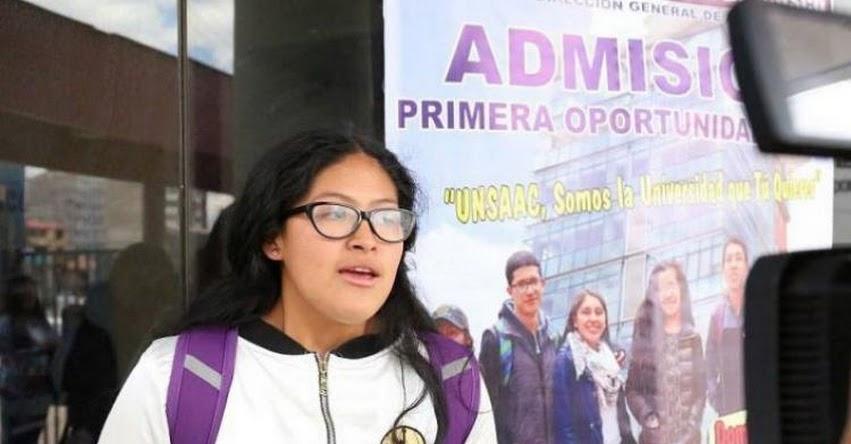 UNSAAC: Puertas de Ingreso para el Examen de Admisión Primera Oportunidad (Domingo 16 Diciembre) Universidad Nacional de San Antonio Abad del Cusco - www.unsaac.edu.pe