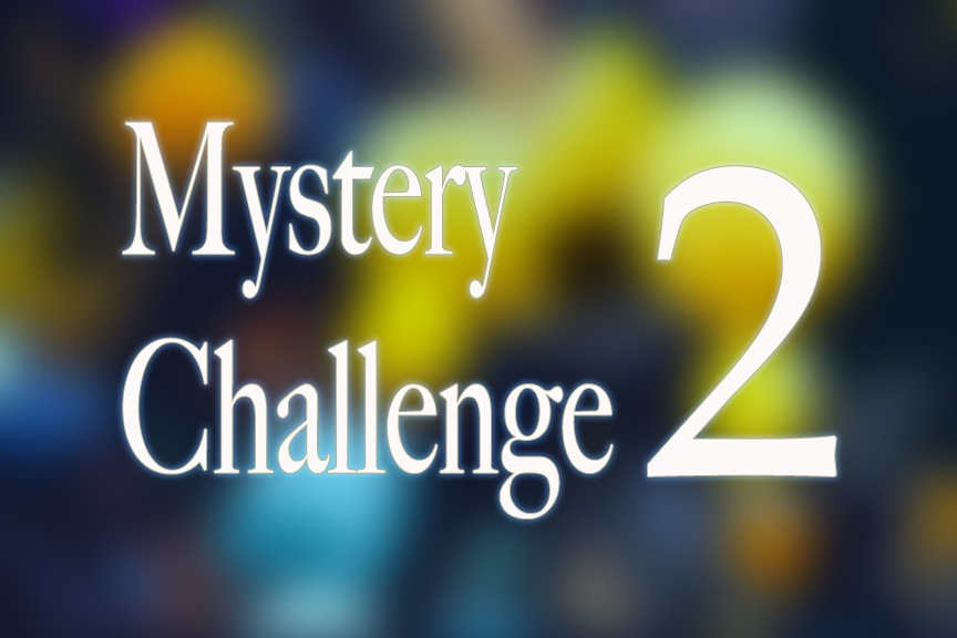 Allegory Gallery - Mystery Challenge 2 Reveal