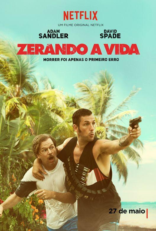 Zerando a Vida Torrent – WEBRip 720p e 1080p Dublado 5.1 (2016)