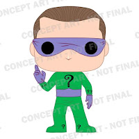 Classic TV Batman Pop!s Wave 2 Riddler