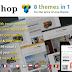 GreatShop Responsive Magento Theme (8 Premium themes in 1)