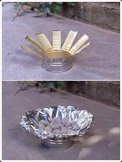 Konserve (Teneke) Kutudan Mangal Yapımı, Resimli Açıklamalı 2