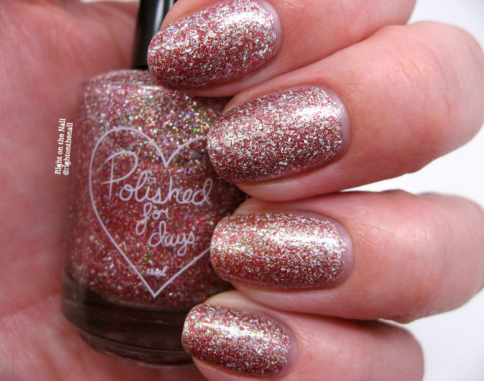 Right on the Nail: Polished For Days 2017 Reindeer Games Collection ...