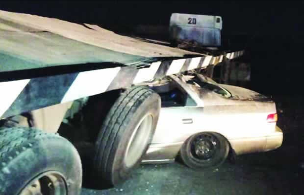 Gbagi accident in Ibadan
