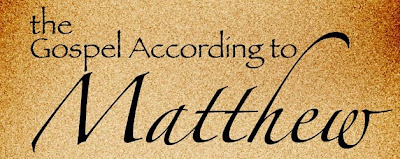 Image result for Book of Matthew