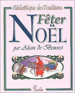 Noël, Alain de Benoist