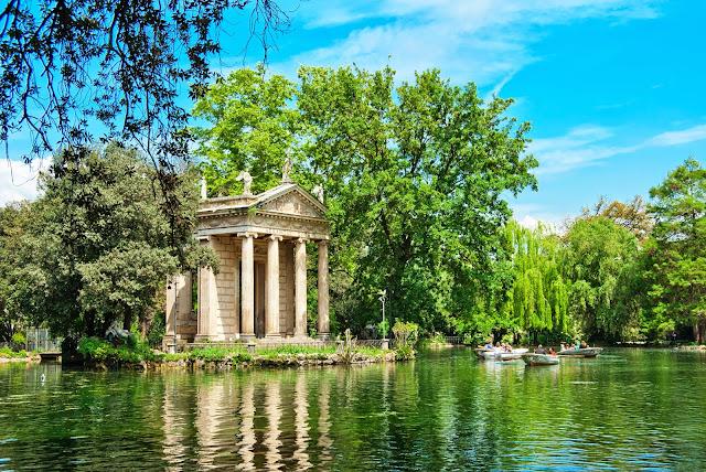 Dicas de Roma - Villa Borghese