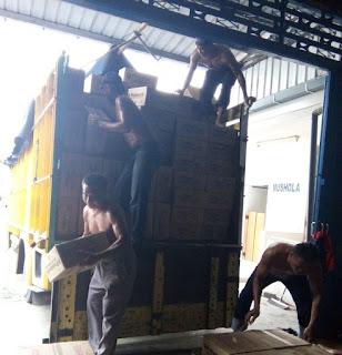 Jasa Angkutan Truk Jakarta Bali